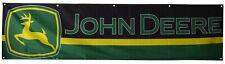 John Deere Banner Flag 2X8Ft Wall Decor Flag US Shipper