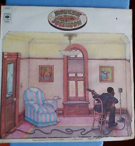 Robert Johnson ‎– King Of The Delta Blues Singers Vol. II   vinyl  1st UK press