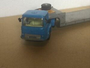 Corgi Commercial Toy Bedford 'TK' Carrimore Machinery Low Loader Unboxed