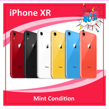 Apple iPhone Xr 64Gb Unlocked Verizon At&T Tracfone T-Mobile Big Sky Mobile 4G