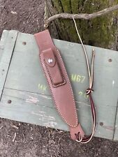"""Wall Knife Sheath For 9"""" First Blood , Rambo Knives"""