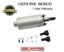 NEW BOSCH MOTOR-SPORTS GENUINE 044 FUEL PUMP 300lph WITH KITS #0580254044