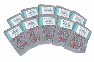 (SOLD OUT) 1000 x 300cc OXYGEN ABSORBERS in convenient 10-Packs
