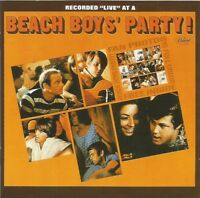 The Beach Boys - Beach Boys' Party/Stack-O-Tracks 2 albums on one CD
