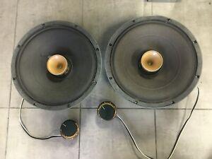 Pioneer PAX 30C 12 inch Speakers Pair