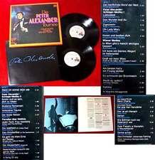 2lp BOX la Peter Alexander tournée (con Booklet) Ariola 85 710 XT D 1971