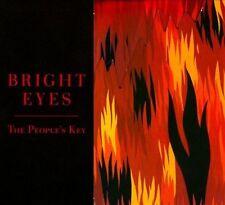BRIGHT EYES The People's Key CD 2011 Saddle Creek Records ENHANCED ECD DIGIPAK