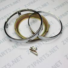 CB450 CB500 CB550 CB750 GL1000 - Headlight Rim, Head L Ring Set - #650