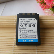 LI-12B Li-10B Battery for Olympus Stylus 810 800 600 300 400 500