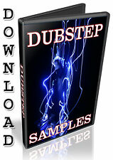 DUBSTEP SAMPLES - APPLE LOGIC PRO X EXS24 - LOOPS + SHOTS -  5.5GB -  DOWNLOAD