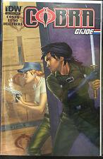 Cobra (Vol 2) #14 CVR B NM- 1st Print IDW Comics G.I. Joe