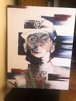 Ermias wall art thuglife hussle Nip Cip Marathon tupac Dedication nipsey poster