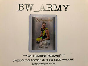 2020 AFL SELECT DOMINANCE INFLUENTIAL TOM LYNCH RICHMOND TIGERS  IC14 01/40 LOW