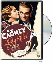 LADY KILLER  JAMES CAGNEY MAE CLARK MARGARET LINDSAY NEW SEALED WARNER DVD WB