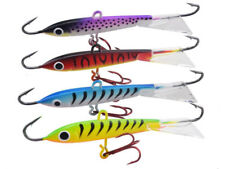 4Pcs Ice Winter Fishing Lures Fishing Jig Bait Carp Fishing hooks Lead Hard Lure
