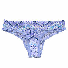 Victoria's Secret Panties Lacie Cheekini Low Rise Lace Panty Underwear Vs New