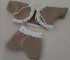 New: Jacket + half Pants for 12-15 cm Small Bears, handarbeit (a)