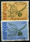 Italy 1965 SG#1138-9 Europa Used Set #D55242