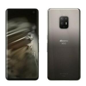 FUJITSU ARROWS 5G Android Phone Unlocked Snapdragon 865 Titan Silver F-51A