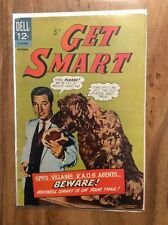 GET SMART 2, SEE PICS FOR GRADE, 1ST PRINT, 1966, DELL, PHOTO COVER