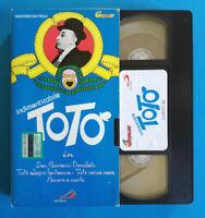 VHS Film Ita Drammatico INDIMENTICABILE TOTO'San Giovanni Decollato no dvd(V215)