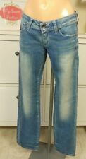G-STAR Jeanshose Jeans Hose Straight Leg Stretch Gr. W29 L34 Hellblau (A107)