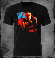 Billy Idol - Rebel Yell t-shirt XS - S - M - L - XL - XXL