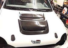 RPG GTA Heat Extractor Hood Vent for Subaru Impreza WRX STi Legacy Forester GDB