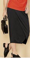 BNWT Next Ladies Black  Maternity Skirt Size 14 RRP £24