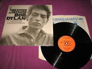 BOB DYLAN - TIMES THEY ARE A CHANGIN - CBS UK 1968 ISSUE - MINTY SECOND PRESSING