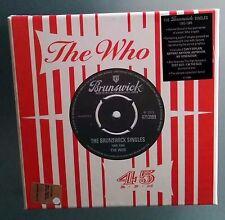 7'' The Who -The Brunswick Singles 1965 - 1966  Vinyl Single Box 45 giri Vol.1