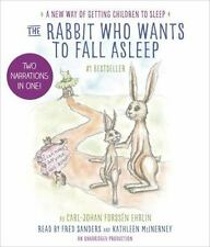 The Rabbit Who Wants to Fall Asleep:A New Way of Getting Children to Sleep-NEW
