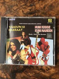 Yaadon Ki Baaraat - Hum Kisise Kum Nahin - Kam Bollywood R D Burman Rahul Dev