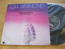 LP Soul Symphonies Raymond Lefevre & Son Grand Orchester Vinyl RLP 16 027