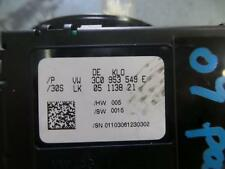 VOLKSWAGEN PASSAT COMBINATION SWITCH MK6, COMBINATION ASSY, SEDAN, 03/06- 06 07