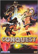 CONQUEST (Lucio Fulci) - DVD - UK Compatible  - Sealed