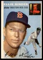 1954 Topps Ellis Kinder Boston Red Sox #47