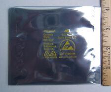 "100 ESD Anti-Static Shield Bags, 4"" x 4"", Open-Top"