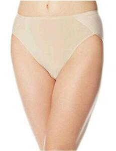 Bali One Smooth U Ultralight High Cut Brief Underwear 1 & 3-Packs Nude  (Style 2