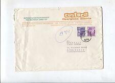N° 8918 / enveloppe avec 2 timbres AUSTRIA   1974