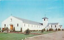 Blackduck Minnesota~St Ann's Catholic Church~built by Parishoners~1963
