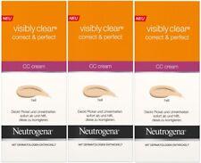 Neutrogena Visibly Clear Correct and CC Cream 50ml - (hell)