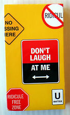 Don't Laugh At Me ~ New VHS ~ Rare Movie Video Tape ~ Peter Paul & Mary Yarrow