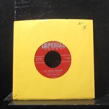 "Fats Domino My Blue Heaven / I'm In Love Again 7"" Mint-X5386  Vinyl 45 Imperial"