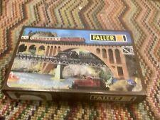 More details for faller stone arch bridge building kit i z gauge 282924 boxed