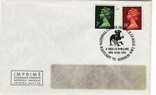 Z391 enveloppe thème Chien oblitération  national canine defence league LONDON