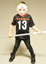 Childrens Halloween Jason Style Hockey Costume