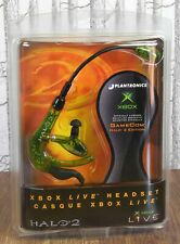 Plantronics Halo 2 Limited Edition Officially Licensed Xbox Live Headset Game