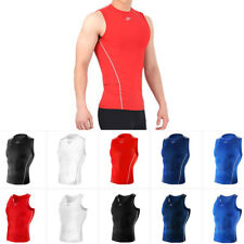 Take Five Mens Skin Tight Compression Base Layer Running Shirt S~2XL 06