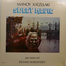 "MANOS HADJIDAKIS  Sweet Movie 12"" LP (Z167)"
